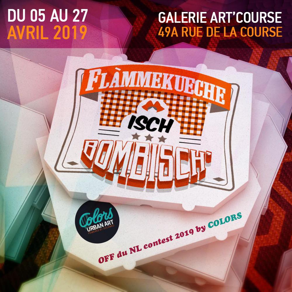 Flàmmekueche ìsch Bombisch' - OFF NL Contest 2019