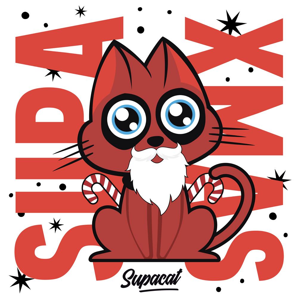 Calendrier du Noël Off 2018 - Supacat Xmas Catpool