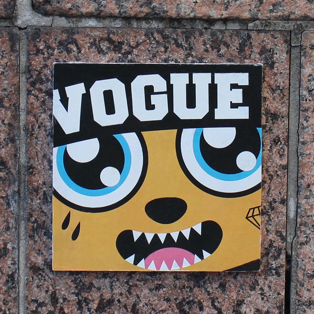 Supacat Street Art Strasbourg - Piece of SUPA Inked Cat
